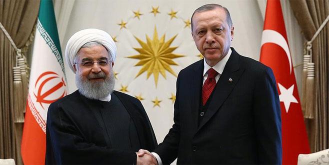 Cumhurbaşkanı Erdoğan, Ruhani'nin temsilcisi ile görüşecek