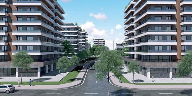 Bursa'da altı mahallenin kaderi değişiyor