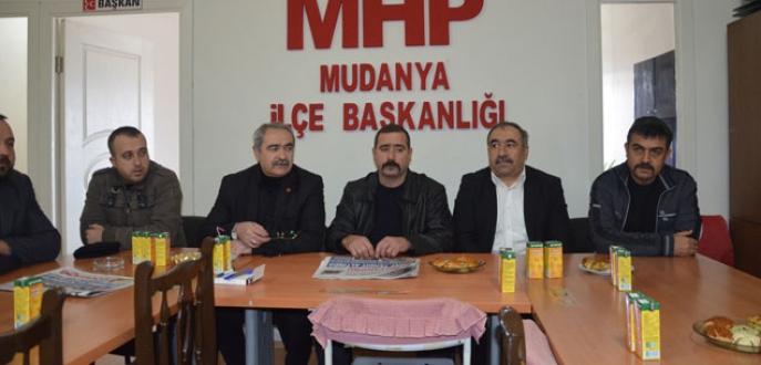 MHP'de Özbay başkanlığa aday