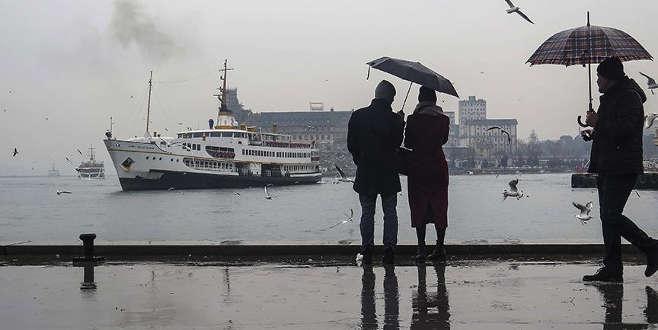 Marmara için sağanak uyarısı
