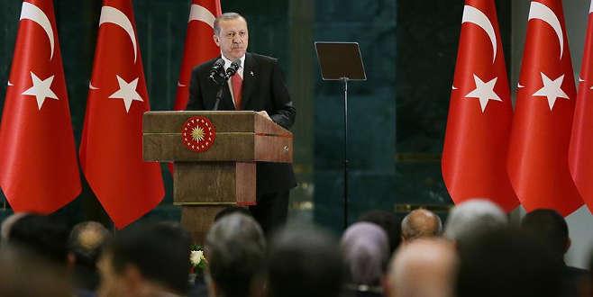 Erdoğan AK Parti milletvekilleriyle görüştü
