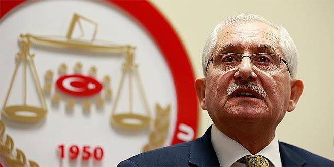 YSK Başkanı'ndan 'İYİ Parti' açıklaması