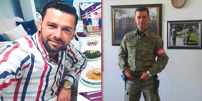 Afrin'de şehit olan Bursalı uzman çavuş operasyonu böyle anlatmış