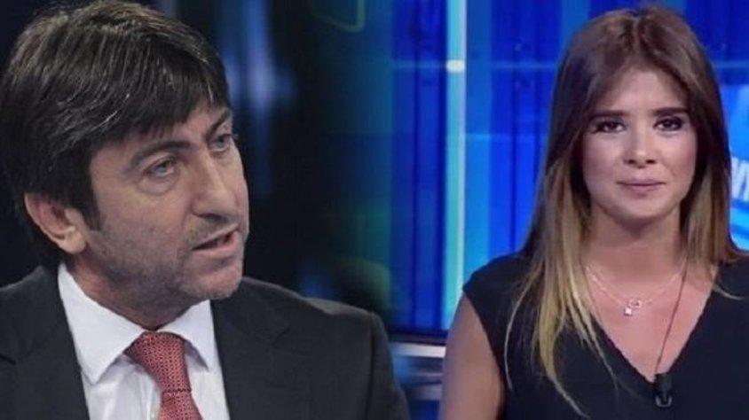 Tuğba Dural, Rıdvan Dilmen'i terk etti