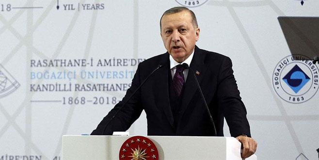 Erdoğan, Zeytin Dalı'nda etkisiz hale getirilen terörist sayısını açıkladı