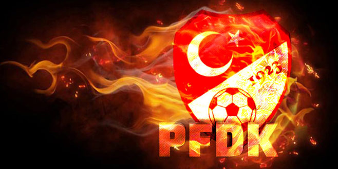 PFDK Bursaspor'a ceza yağdırdı