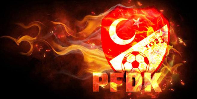 PFDK'dan Bursaspor'a ceza