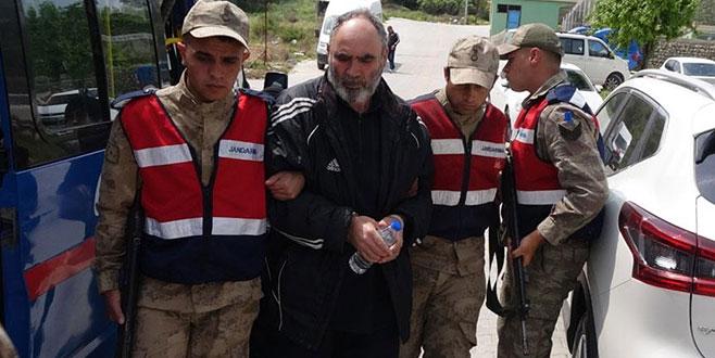 Kırmızı bültenle aranan Rus vatandaşı Hatay'da yakalandı