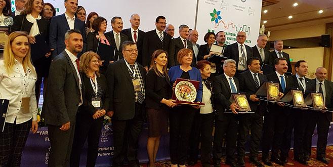 Bursa Sağlık Müzesi'ne anlamlı ödül