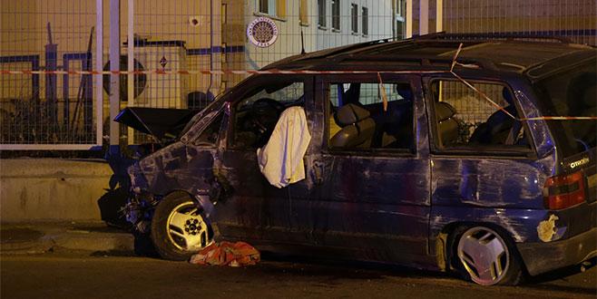 Asker eğlencesi dönüşü kaza: 2 ölü, 2 yaralı