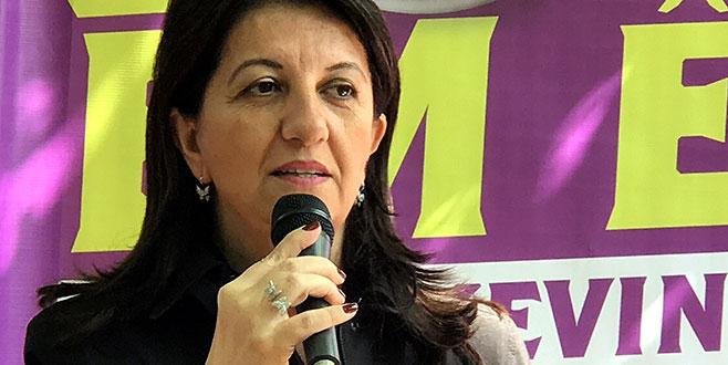 Bursa'da HDP'den cumhurbaşkanı adayı için açıklama