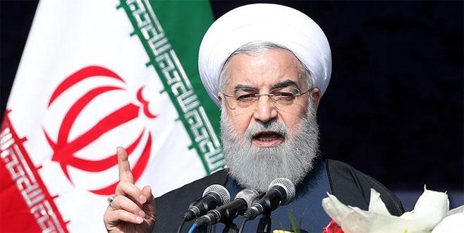 Ruhani: ABD müzakere imkanını ortadan kaldırdı