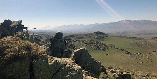 Ağrı Dağı'nda PKK'ya ağır darbe! Kırmızı listedeki terörist öldürüldü