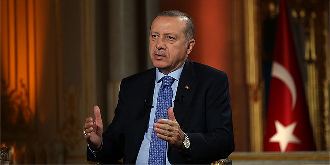 Erdoğan: Önceden bir görüşme, sufle etme söz konusu değil