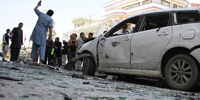 Kabil'de bombalı saldırı: 31 ölü