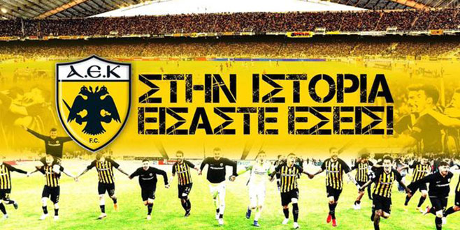 Yunanistan Süper Ligi'nde 24 yıl sonra bir ilk