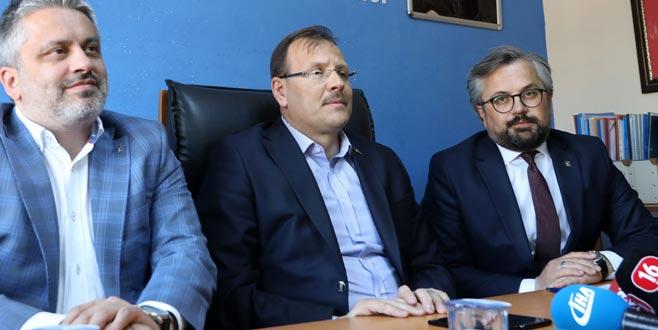 Çavuşoğlu'ndan 'CHP-İYİ Parti ittifakı' yorumu