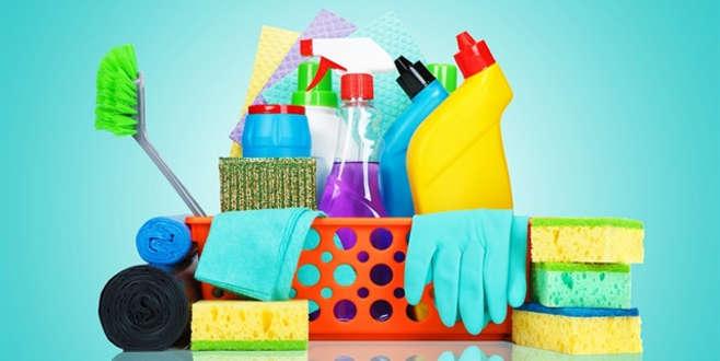 Bakanlık'tan temizlik ürünleriyle ilgili uyarı