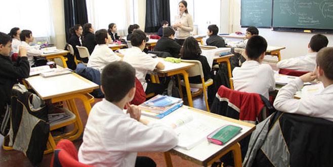 Bütün okullar tekli eğitime geçiyor