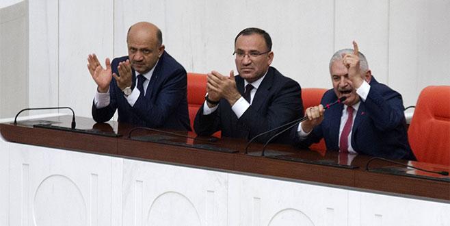 CHP'nin sözlerine Binali Yıldırım'dan çok sert tepki