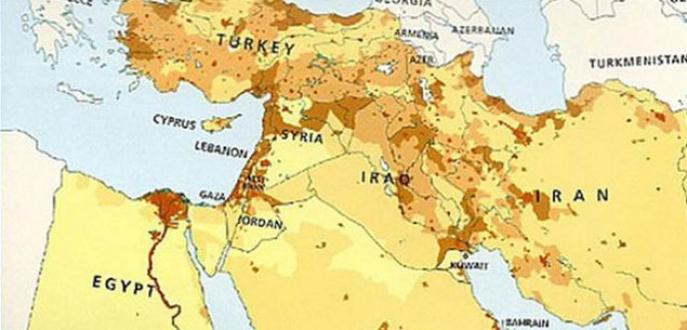 İsrail'i önce haritadan  sildi sonra özür diledi