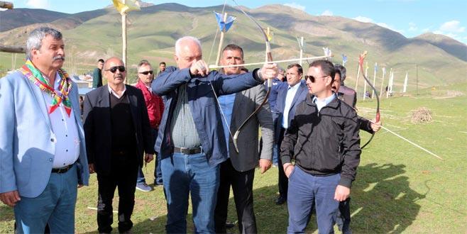 Yörük Türkmenleri Van'da