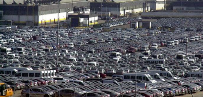 Otomotiv ihracatının üçte biri Bursa'dan