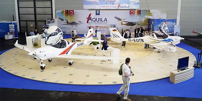 Almanların hidrojenli uçağını Bursalı firma yapacak