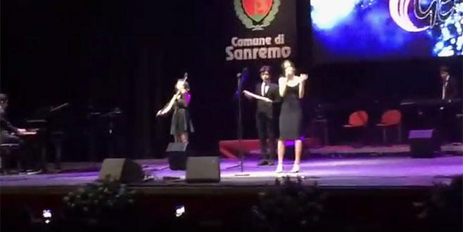 Bursalı öğrencilerden Sanremo'da büyük başarı