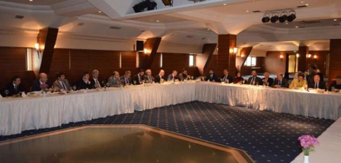 AK Parti il kongresine hazırlanıyor