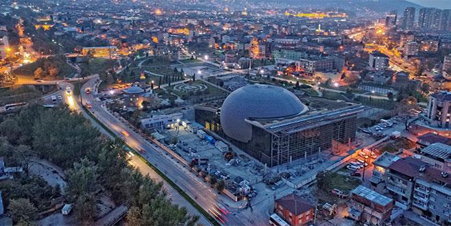 Dünyanın en büyüğü Bursa'da açılıyor