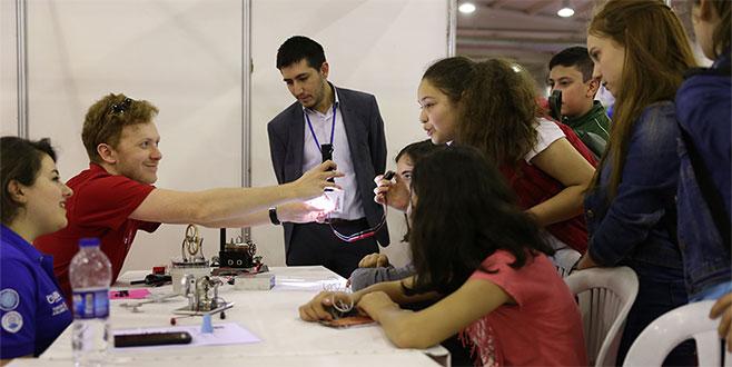 Türkiye'nin en büyük bilim festivali Bursa'da başlıyor