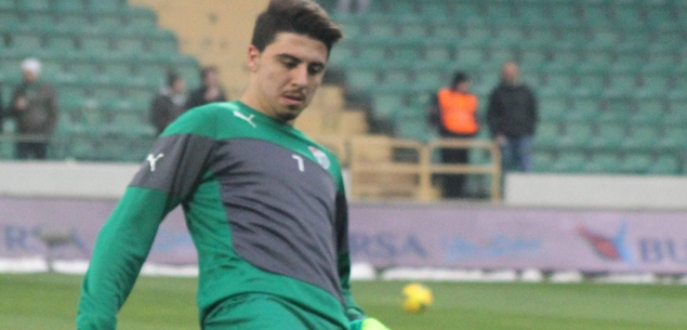 'Ben Bursaspor'un futbolcusuyum ve burada mutluyum'