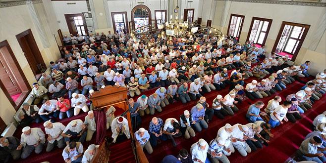 Yıldırım'da Ramazan temizliği
