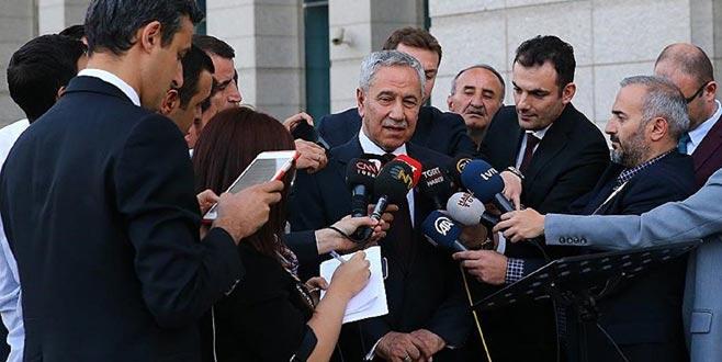 'Erdoğan, Arınç'a başkan yardımcılığı teklif etti'