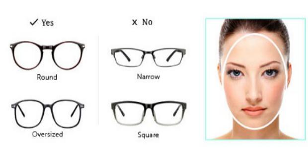 Yüz tipinize göre gözlük çerçevesi seçiminiz nasıl olmalı?