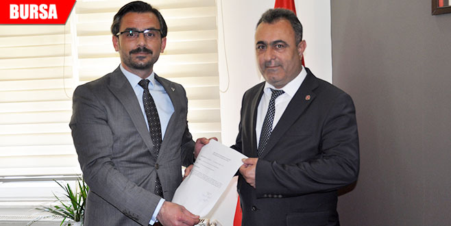 MHP İlçe Başkanı istifa etti
