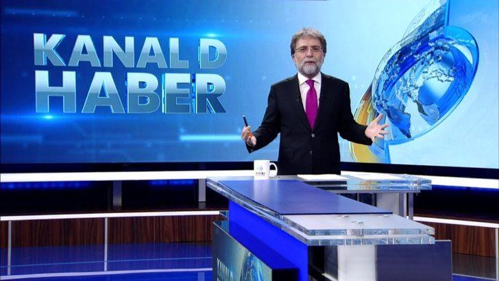 Kanal D Haber'de Ahmet Hakan ile yollar ayrıldı! İşte yerine gelen isim