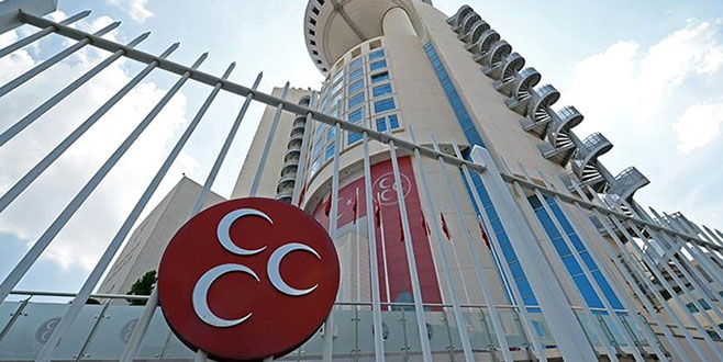 MHP İstanbul İl Başkanlığı'nda görev değişimi