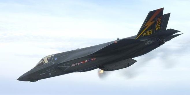 ABD'den Türkiye'ye karşı F-35 hamlesi