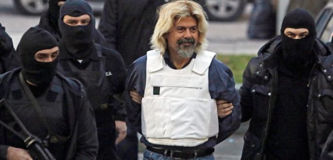 17 Kasım terör örgütü üyesi Atina'da yakalandı