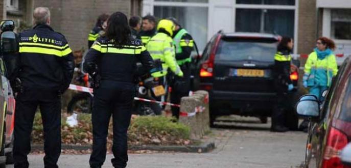Hollanda'da infaz
