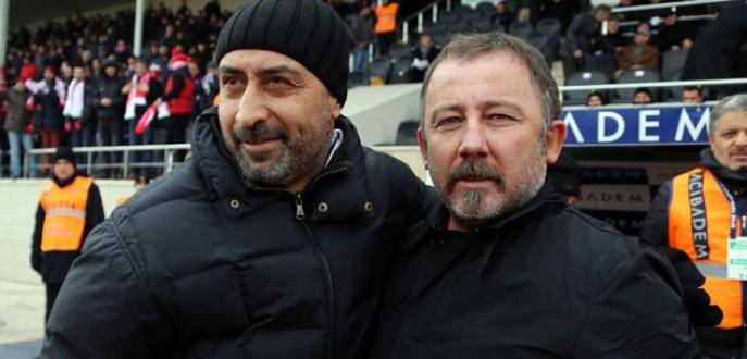 Yiğido Sergen'le güzel! 2-0