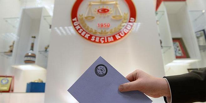 Partilerin Bursa listeleri ve sürprizler