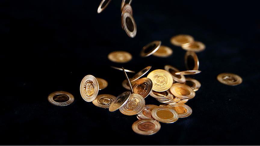 Altın beş yılda yüzde 135 değerlendi