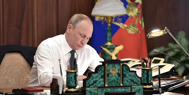 Putin'den Kim Jong Un'a mektup!