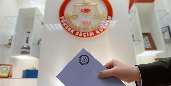 CHP'nin aday listesinde Bursa'dan ilk değişiklik
