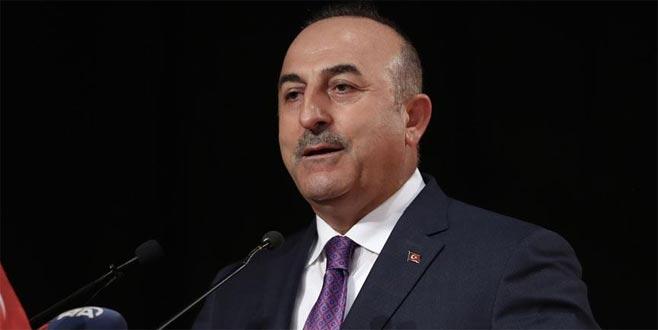 Çavuşoğlu'dan İsrail açıklaması: İsrail katliamı Uluslararası Ceza Mahkemesi'ne götürülmeli