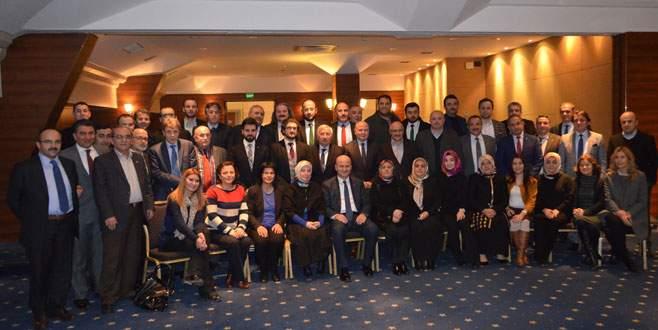 AKP İl Yönetimi son kez toplandı