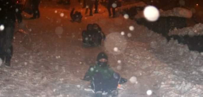 Tatil Bursalıları sokağa döktü